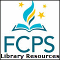 icon for FCPS library resources