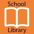 icon for school library