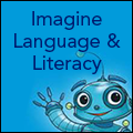 icon for Imagine Language & Literacy