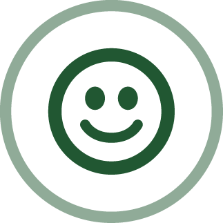 image of a smiley face - humor icon